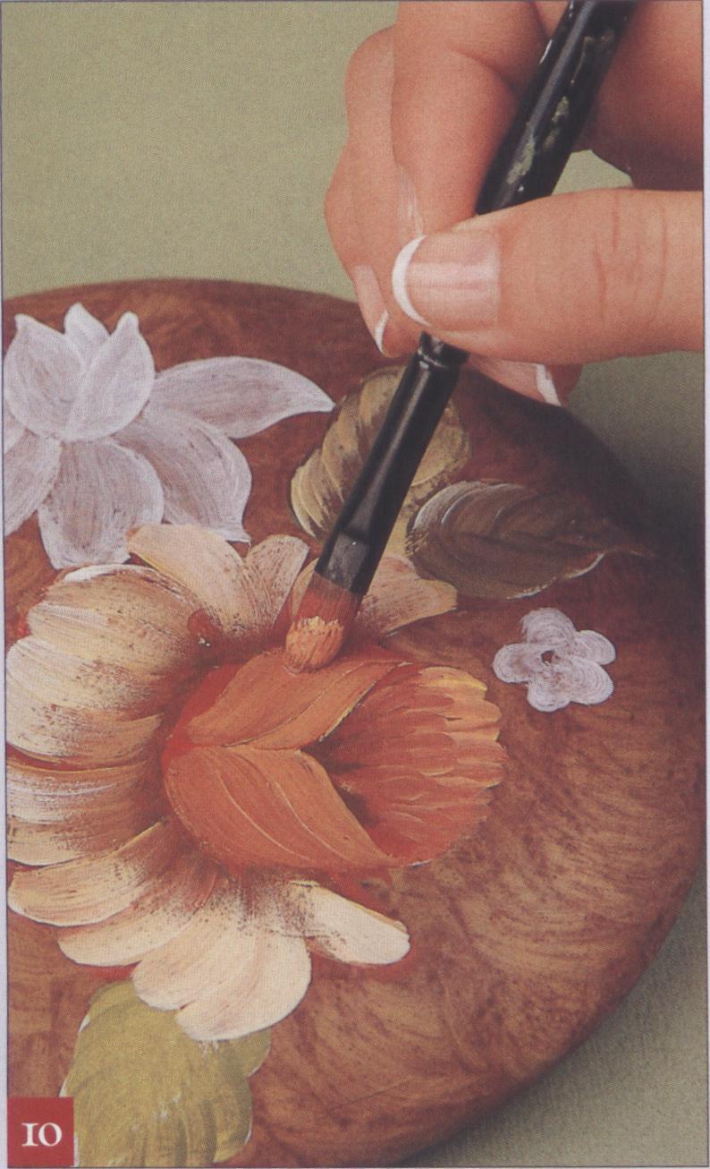 Manualidades dibujo y pintura sobre madera for Pintura para madera