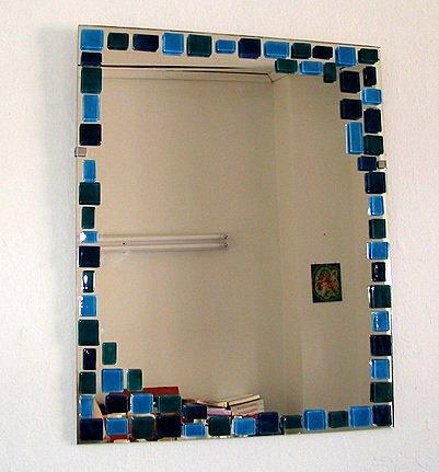 Manualidades marcos de espejos imagui - Hacer marcos para espejos ...