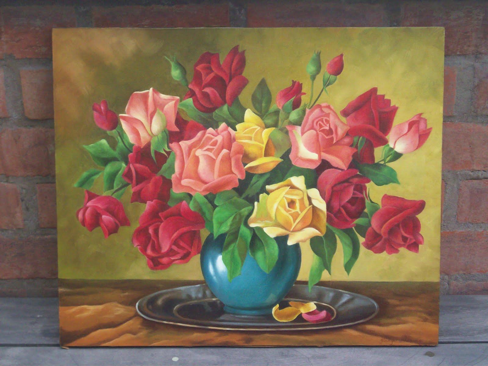 Manualidades pintar cuadros al oleo - Ideas para pintar cuadros ...