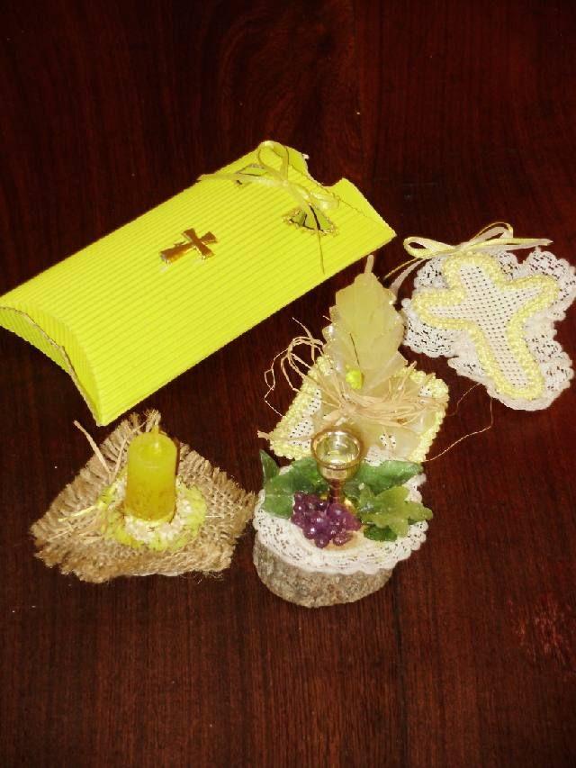 Manualidades souvenir de comunion para varon - Manualidades para comunion de nina ...