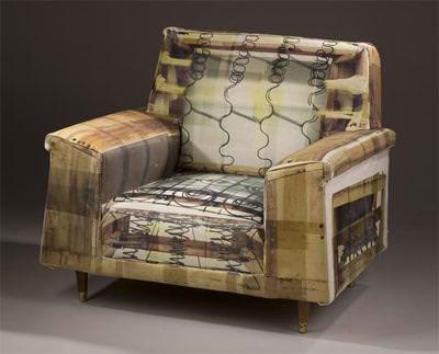 Manualidades tapizar sofas - Telas para tapizar un sillon ...