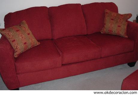 Manualidades tapizar sofa - Telas para tapizar un sillon ...